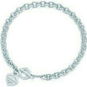 Tiffany & Co Neclace & Bracelet Set